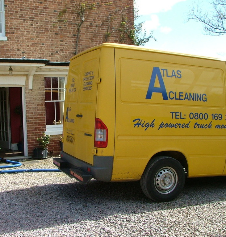 Contact Atlas Professional Carpet Cleaning Service